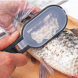 Fish Scaler with Blade