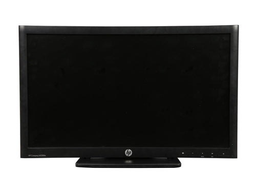 HP 22-Inch Screen LED Monitor, Black Refurbished - Atlas Computers & Electronics