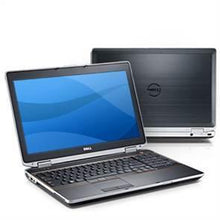 Load image into Gallery viewer, DELL E6520 - 8GB RAM - 256GB SSD - i7-2620M  - WINDOWS 10 PRO -15.6 inch - Webcam - BLACK - REFURBISHED - Atlas Computers & Electronics