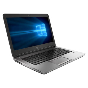 HP ProBook 640 G1 8GB 128GB SSD - REFURBISHED - Atlas Computers & Electronics