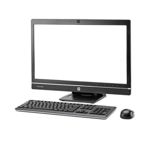 HP Elite 800G1 AIO Computer Core i5 4690s 8GB 500GB HDD DVDROM Windows 10 Pro WiFi Refurbished - Atlas Computers & Electronics