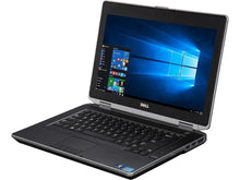 "Load image into Gallery viewer, Dell Latitude E6430 14"" LED Laptop - i7 - 8GB /256 SSD Hard Drive Win 10 Pro - REFURBISHED - Atlas Computers & Electronics"