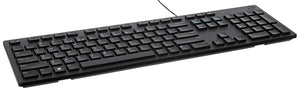DELL Wired usb Keyboard KB216, Black New - Atlas Computers & Electronics