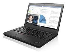 "Load image into Gallery viewer, Lenovo ThinkPad T460 Business Laptop 14"" HD Intel i5-6300U 8GB Memory 256GB Solid State Drive SSD - Atlas Computers & Electronics"