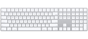 APPLE KEYBOARD and MOUSE M5769 - WHITE - REFURBISHED - Atlas Computers & Electronics