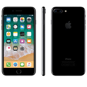 APPLE IPHONE 7 Plus32GB UNLOCKED SMARTPHONE-BLK  Refurbished - Atlas Computers & Electronics