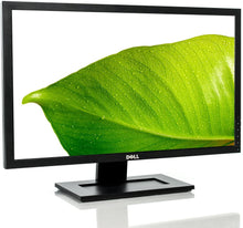 Laden Sie das Bild in den Galerie-Viewer, DELL G2410 24-Inch Screen LED-Lit Monitor, Black Refurbished - Atlas Computers & Electronics
