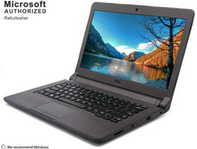 "Load image into Gallery viewer, Dell Latitude 3340 13.3"" Touch Laptop, Intel Core i3, 4GB RAM, 500GB HDD, Win10 Pro, Refurbished,"