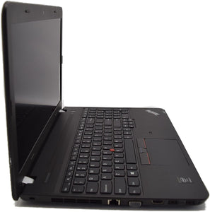 "Lenovo ThinkPad Edge E550 - 15.6"" - Core i7 5500U - 8 GB RAM - 500 GB HDD - Refurbished - Atlas Computers & Electronics"