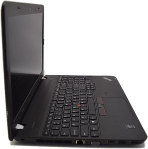"Lenovo ThinkPad Edge W540 - 15.6"" - Core i7 4710MQ - 16 GB RAM - 500 GB HDD - Refurbished - Atlas Computers & Electronics"