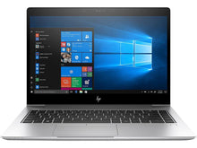 "Load image into Gallery viewer, HP EliteBook 840 G5 14"" Laptop,1.6GHz Intel Core i5-8250U,256GB SSD, 8GB DDR4-2400 SDRAM, Win10 Pro"