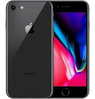 APPLE IPHONE 8 256GB UNLOCKED SMARTPHONE-BLK  Refurbished with Charger