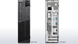 Lenovo ThinkCentre M92p SFF Desktop 3227A4U [i5-3470 @ 3.2GHz - 8GB - 256GB SSd- Win10 Pro  Keyboard and Mouse. - Atlas Computers & Electronics
