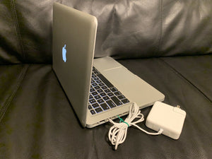"Apple MacBook Pro 13.3"" 8GB Intel Core 2 Duo 256GB Hard Drive Laptops Mid 2010 - Atlas Computers & Electronics"
