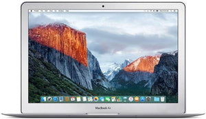 "Apple Macbook Air 13.3""(Early 2015 Refurbished) Intel-Core i5 (1.6GHz)/8GB RAM /128GB SSD/ MacOS"