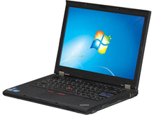 Load image into Gallery viewer, Lenovo T410 Laptop -Core i5 2.53ghz-8GB DDR3-320GB HDD-DVD-ROM-Windows10Pro  Refurb - Atlas Computers & Electronics