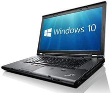 Load image into Gallery viewer, Lenovo T520 15.6 inch  Intel Quad Core i5-2320M 8GB Ram 500GB Hard Drive WiFi Win 10 Pro (Renewed) - Atlas Computers & Electronics