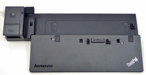 Lenovo ThinkPad Ultra Dock 40a2 Docking Station 04W3956 With Keys Used - Atlas Computers & Electronics