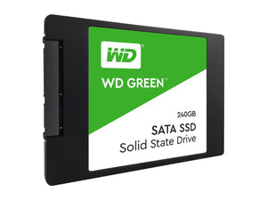 "WD Green 240GB Internal PC SSD - SATA III 6 Gb/s, 2.5""/7mm - WDS240G2G0A - Atlas Computers & Electronics"