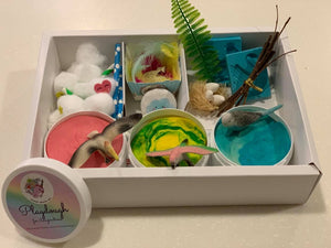 Birds Playdough Kit