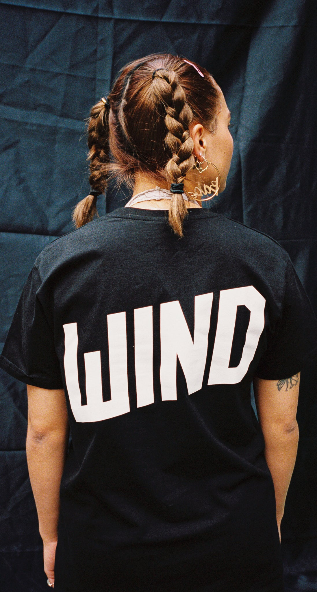 ELEMENT COLLECTION | WIND T-shirt