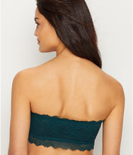 Load image into Gallery viewer, Spanx Undie-Techtable Bandeau Bra Malachite Green