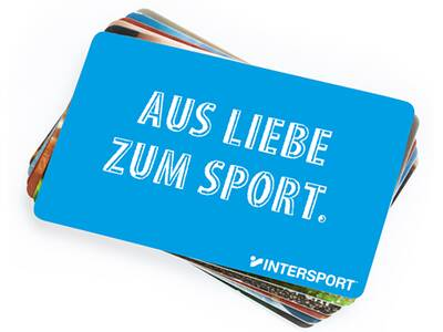 Intersport Klotz - Gutschein
