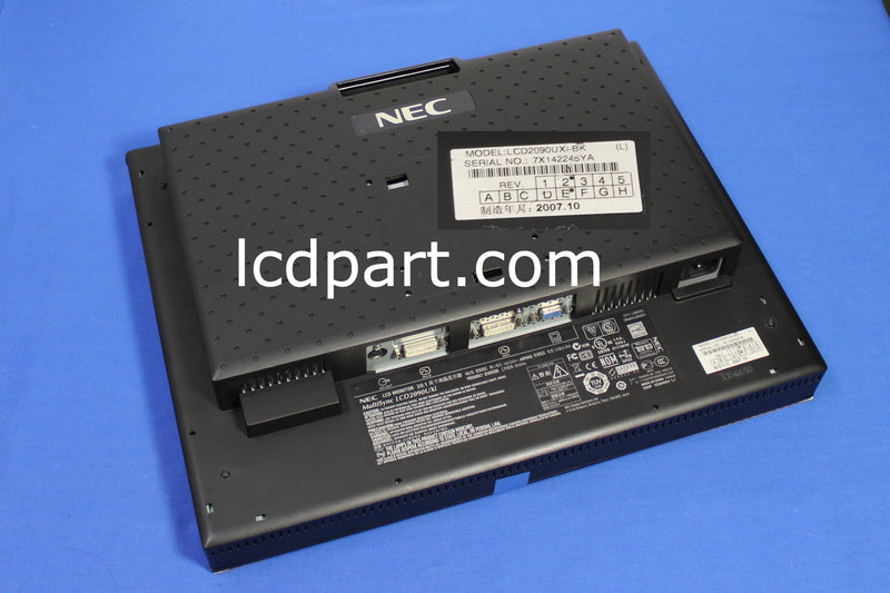 NEC LCD2090UXi-BK, Upgraded to Sunlight Readable LED Backlight