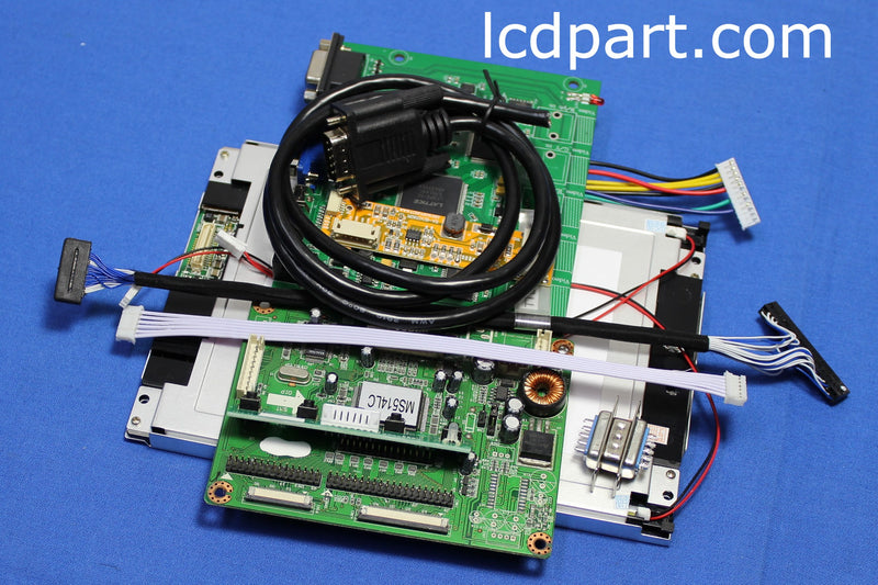 MS065RUBCNCLCDKIT, LCD upgrade kit for 7 inch old CRT monitor