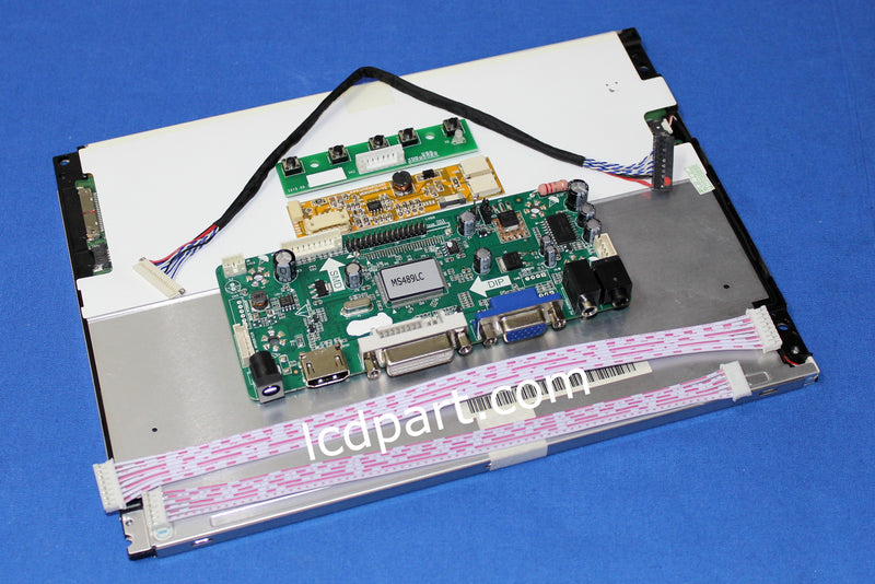 10.4 inch sunlight readable LCD kit, P/N: MS104RSBLCDKIT1500, 1500 nits