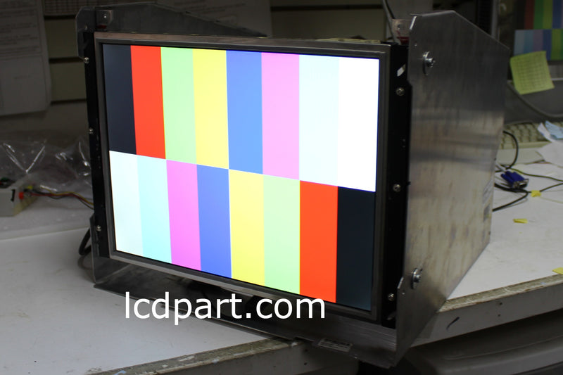 "MS150RUBCNCBOX,15"" Sunlight Readable Retrofit LCD monitor for CNC"