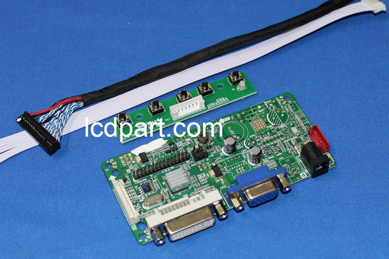FIX-30S-2LVDS_1600X900, LCD Controller kit