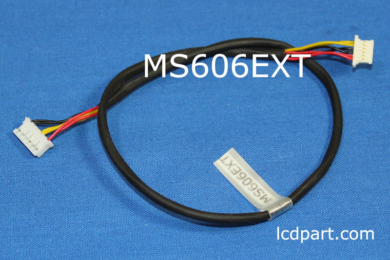 MS606EXT, A LED wire harness