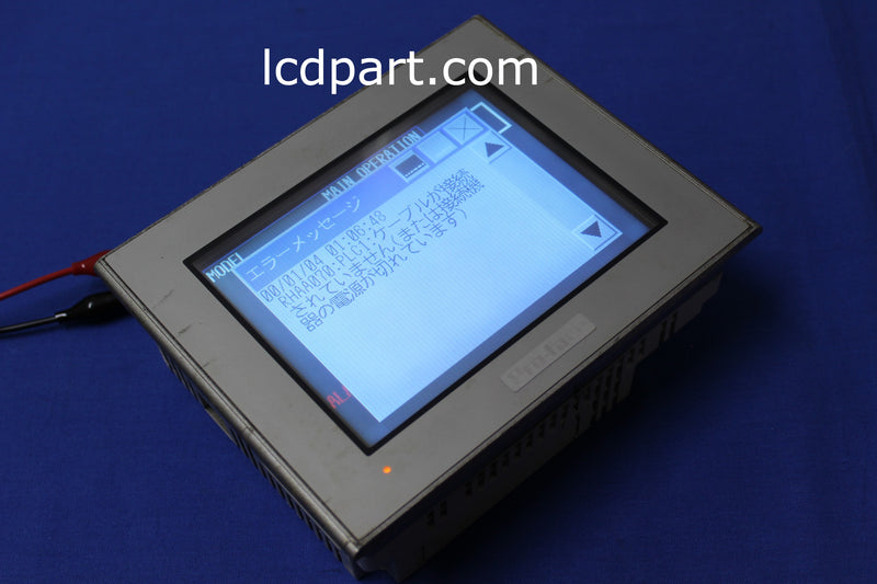 Pro-Face 3280007-12 HMI monitor, upgraded to sunlight readable LED backlgiht