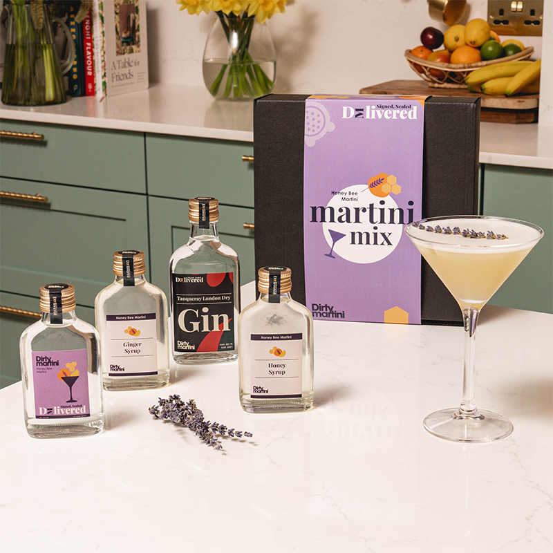 Martini Mix Set - Honey Bee Martini