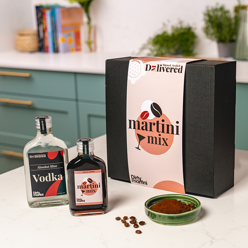 Martini Mix Set - Espresso Martini