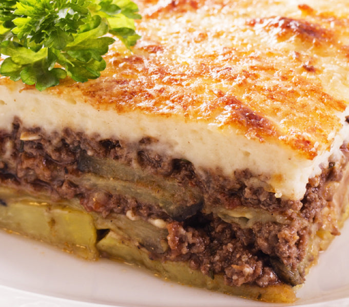 Moussaka Ala Carte