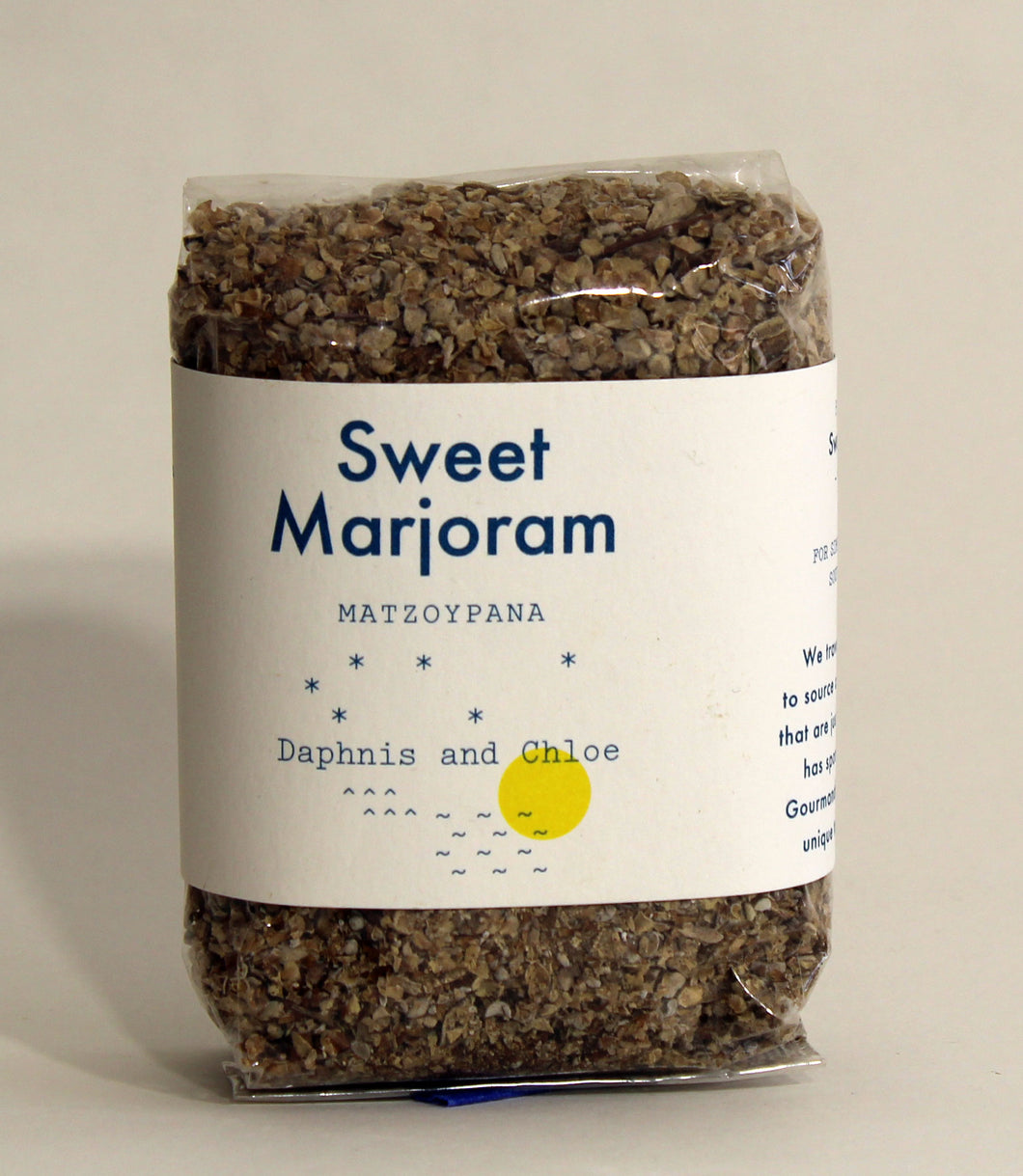Marjoram small bag