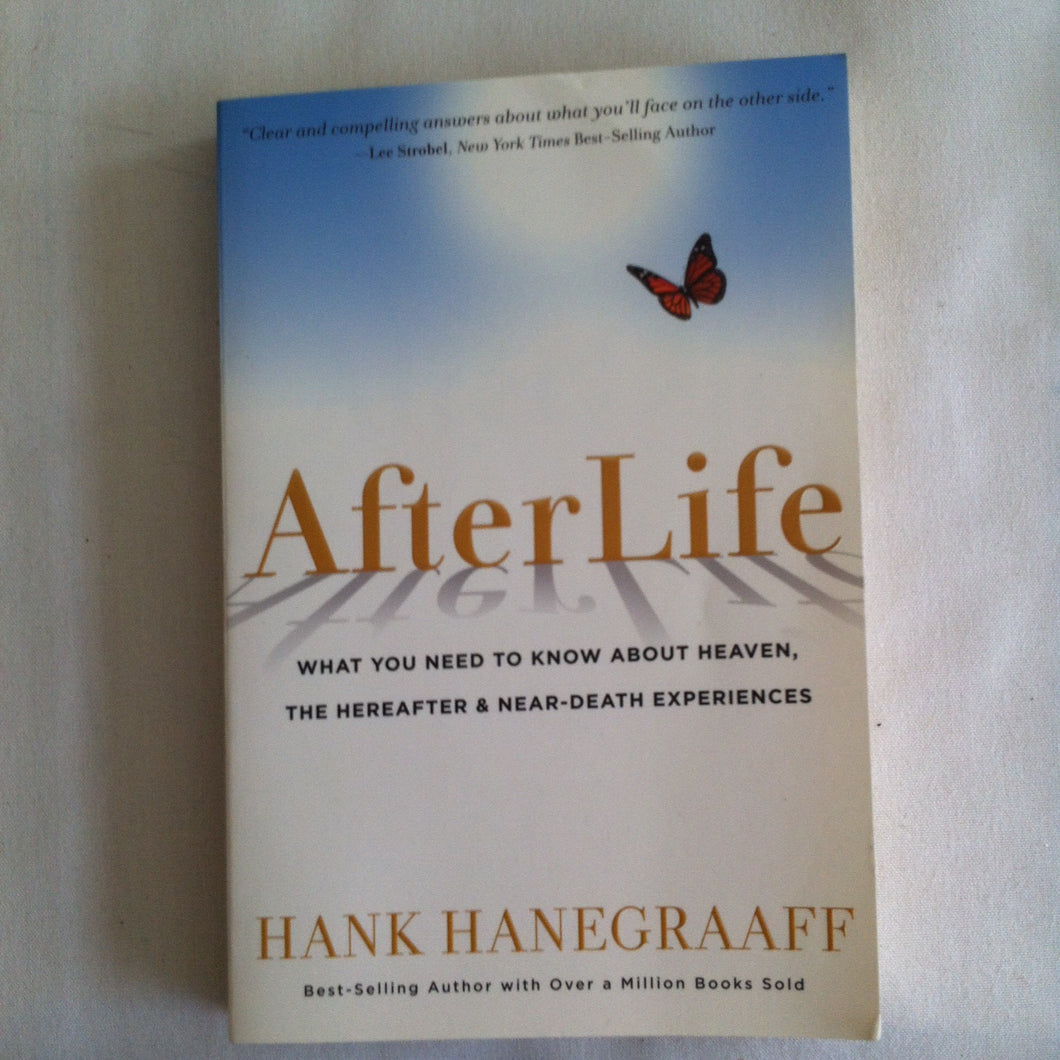 After life by Hank Hangraff