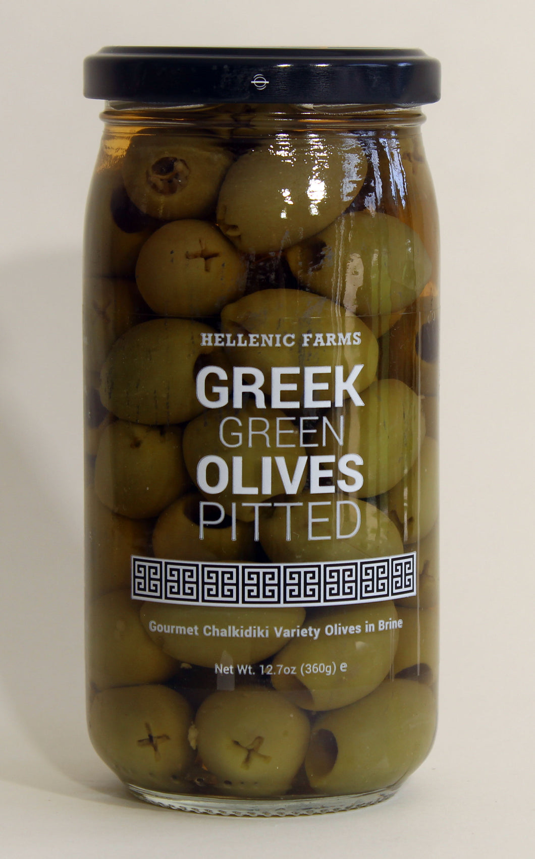 Green Olives Hellenic Farms