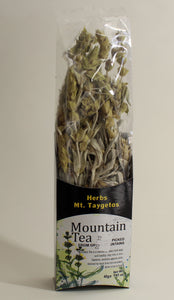 Mountain Tea bunches Mt. Taygets