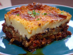 Moussaka (frozen & ready to bake)