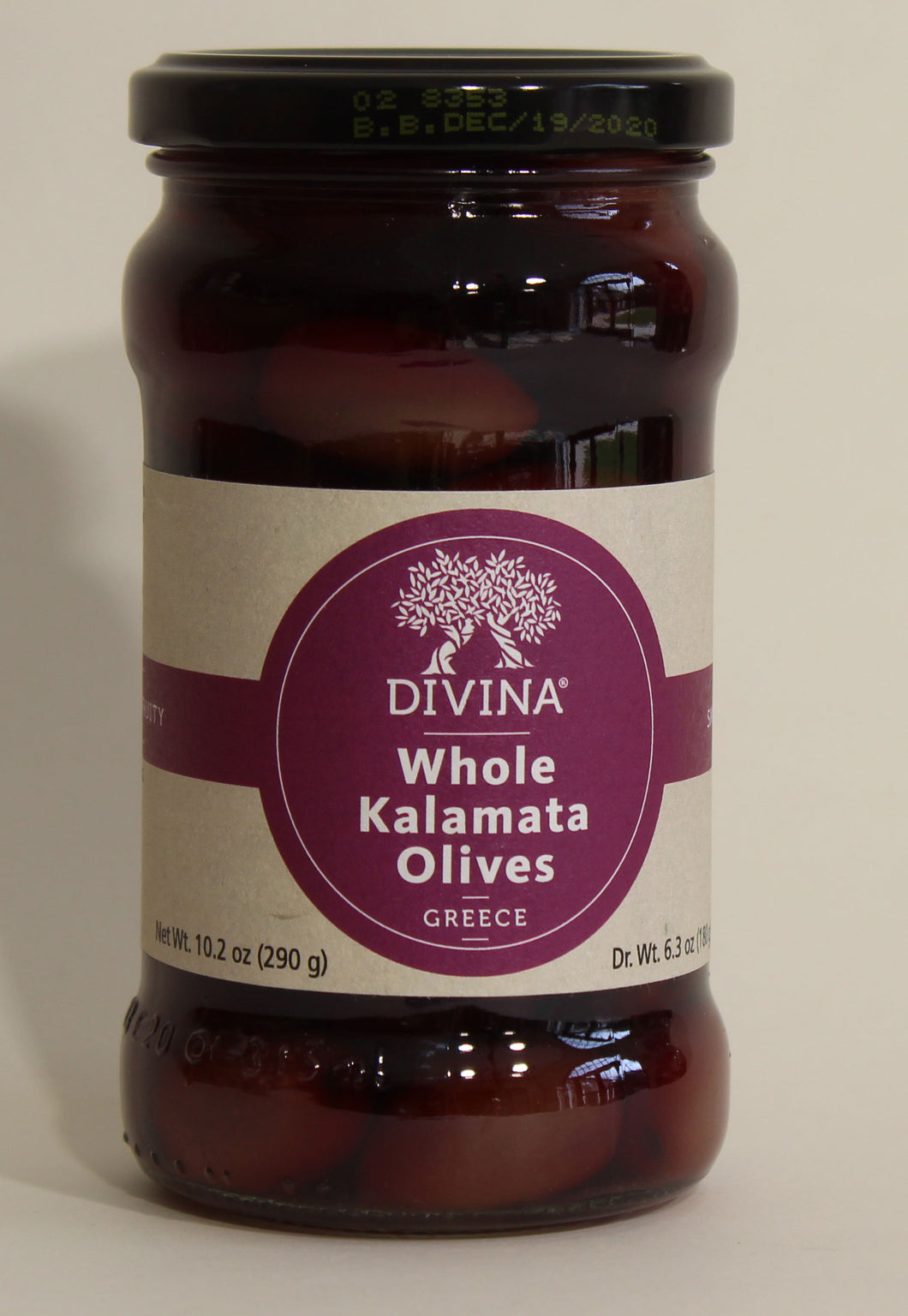 Kalamata whole Olives Divina