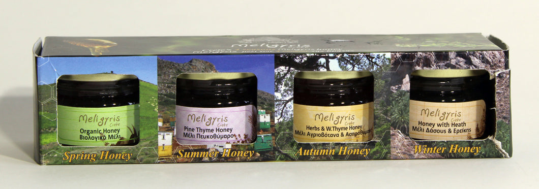 Honey Meligyris 4PK