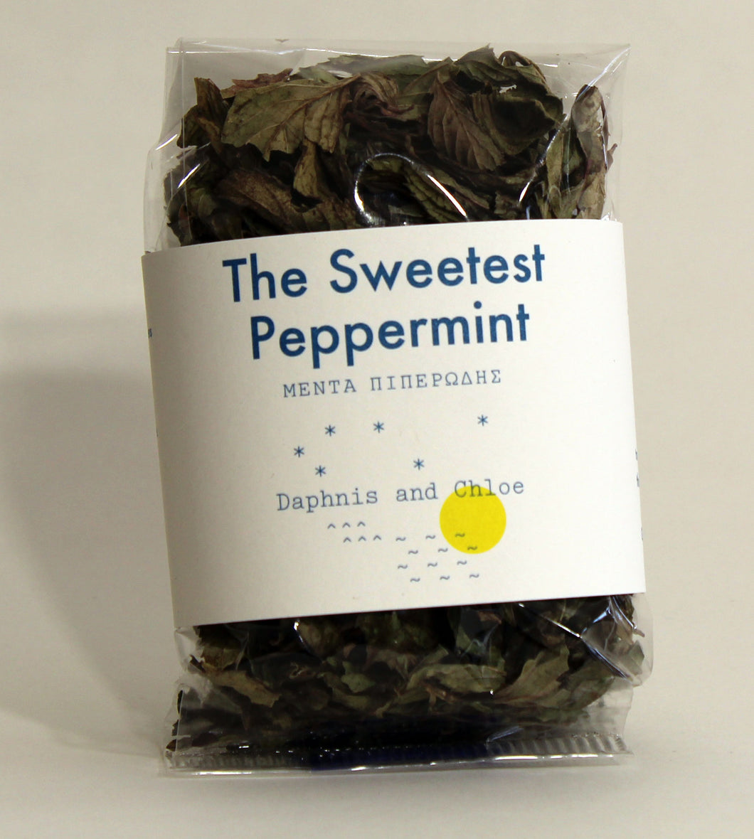 Peppermint bags