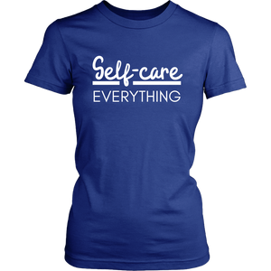 Amari Self-Care Over Everything Tee