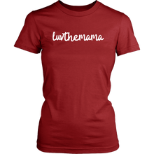 Load image into Gallery viewer, Luvthemama Logo Tee