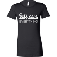 Load image into Gallery viewer, Amari Self-Care Over Everything Tee