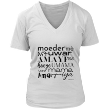Load image into Gallery viewer, Mother in African Languages Tee
