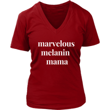 Load image into Gallery viewer, Bria Marvelous Melanin Mama Tee